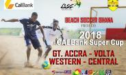 Greater Accra, Volta And Central Region Will Enjoy The Super Cup Tour