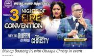 Gospel musician Obaapa Christy Joined Bishop Adonteng Boateng For Virginia Convention In US
