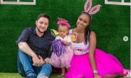 Cute Photos of Actress, Yvonne Nelson Daughter's Birthday