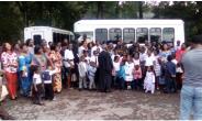 Volta Association In Washington DC Acquires A Bus