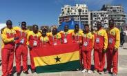 2018 Youth Olympics: Team Ghana Arrives In Buenos Aires