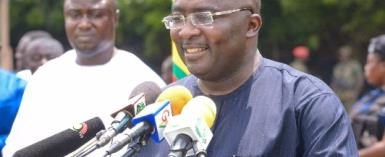 Bawumia Assures Gov't Has Welfare Of Teachers At Heart