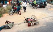 'Okada' Riders Join Forces To Apprehend Hit-And-Run Driver