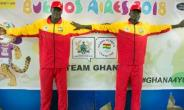 2018 Youth Olympics: Ghana Loses To Hungary In Beach Volley