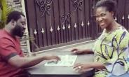 Actress, Mercy Johnson Spends Quality Time with Hubby