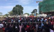 Gas Explosion Sparks Massive Concerns...As UPSA Students Protest 'Dangerous' Fuel Station