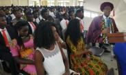 UDS Navrongo Campus Welcomes 629 Freshers