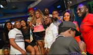 Photos from Birthday party of Nollywood curvy actress Emmanuella Iloba