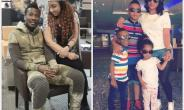 'Nothing Can Break Me Down' - Asamoah Gyan Reacts To Divorce Reports
