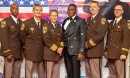Bishop Adonteng Boateng's 'Faithful Servants Awards' Honours US Police