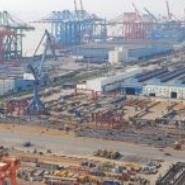 Tema Port Expansion Project: Cranes Set To Sail To Ghana
