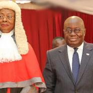 Remove 'Incompetent' Sophia Akuffo As Chief Justice  - Akufo-Addo Petitioned