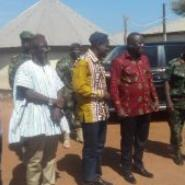Government Delegation Storms Yendi Following Renewed Clashes