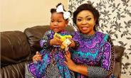 Comedian, Seyi Law's Wife, Daughter Step out in Matching Outfit