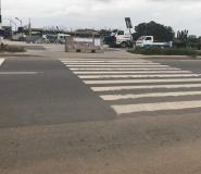 Paint The Faded Zebra Crossings
