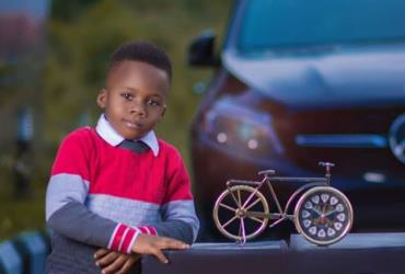 Actor, Junior Pope Celebrates Son in Style as He Turns 4 Years
