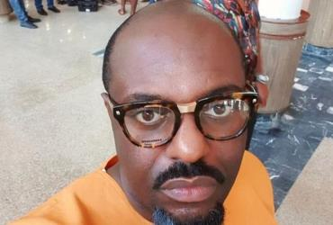 Nollywood actor, Jim Iyke Goes Bald for New Movie