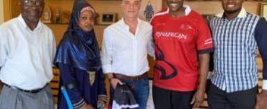 Herbert Mensah Praises Interplast, Others For Supporting Ghana Rugby