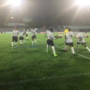 FIFA U-17 WC: All Set For Uruguay Vs Ghana Match Tonight