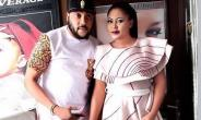 Actress, Joke Jigan Shame Haters as She Steps out with her Lover