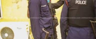 Superintendent Kwesi Fori: The Party Police Of Our Time?