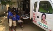 Prof Kwesi Yankah, Kwamena Duncan Fight Queenstar Pokuah Sawyerr Over Mobile ICT Van For Pupils