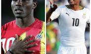 'Stop Creating Tension Between Asamoah And The Ayews' - Ex-Ghana Defender Urge Ghanaians