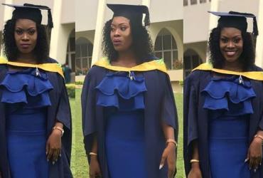 Actress, Khadijah Ayoade Bags Master's Degree from the University of Ibadan