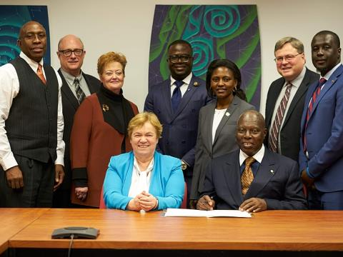 Ghana's Ambassador To The US Secures Over $60m Of Scholarship For Ghanaian Students