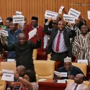 MPs Blasted Over Unnecessary Interruption At 2019 Budget Reading
