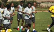 Black Stars To Leave Kenya For Addis Ababa Today