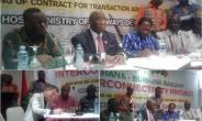 Ghana-Burkina Railway Project Shortlists 12 Companies