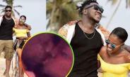 "Fella Makafui leaks ""Smooching"" video to tease Sister Derby"
