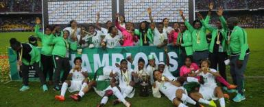 Nigeria have won the continental tile 10 times.