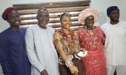 Actress, Joke Silva with Hubby Celebrates 33rd Wedding Anniversary
