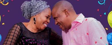 Singer, Tope Alabi Celebrates Wedding Anniversary with Hubby