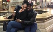 Nigerian Singer, D'banj Romances wife in Public