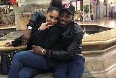 Nigerian Singer, D'banj Romances wife in Public