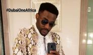 Event Host, Ebuka Obi Slays in Style as he Steps out in Dubai