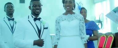 Gospel filmmaker, Mike Bamiloye's Son Weds Long-time Lover