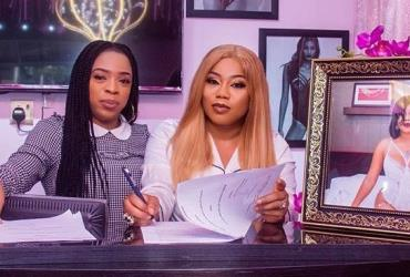 Celebrity Designer, Toyin Lawani Signs New Deal with Lingerie Brand
