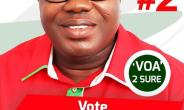 NDC Polls: Delegates urged to elect Ofosu Ampofo as a National Chairman, others