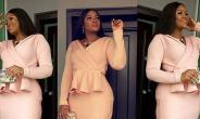 Actress, Omotola Jalade Looks stunning in outfit