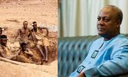 On the Run: Mahama Is Only the Pope of Galamsey