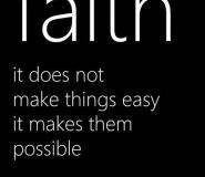 WordDigest: Awaiting God's Glory (2) Faith As A Mindset