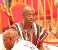 Johnson Asiedu Nketia is the incumbent General Secretary of the NDC