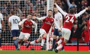 Arsenal Beat Spurs In League For First Time Since 2014