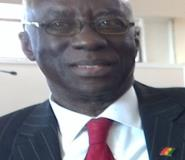 His Excellency Consul General, Prof. Samuel Amoako