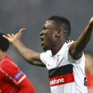 Daniel Opare Endures Hard Moments In Aubsburg's 3-0 Lashing At Bayern Munich