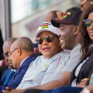 AWCON 2018: Give Us Spectacular Goals, Impressive Set Pieces - First Lady To Black Queens